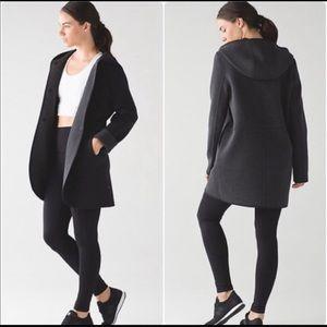 Lululemon city bound wrap jacket